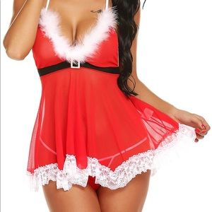 Other - Santa clause lingerie